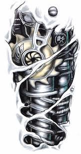 92 best tattoo biotech biomechanik biomech images on pinterest