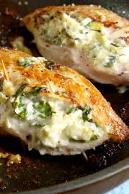 stuffed chicken for thanksgiving best spinach artichoke stuffed chicken recipe how to make