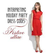 party attire interpreting party dress codes festive attire babble
