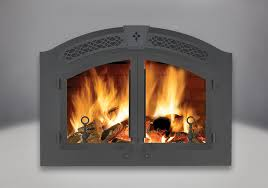 Country Fireplace Screens by Napoleon High Country 6000 Wood Fireplace Nz6000
