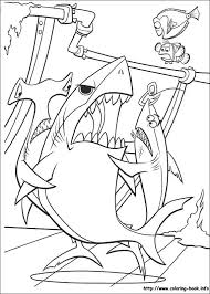 nemo coloring picture