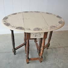 Oak Drop Leaf Dining Table 100 Drop Leaf Gateleg Dining Table 52 Off Crate And Barrel