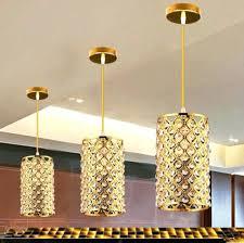 Gold Pendant Lighting Luxury Pendant Lighting Chrome Gold New Modern Luxury Bar