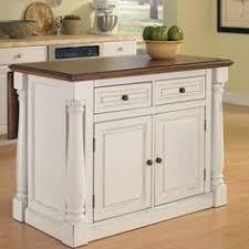 distressed white kitchen island home styles nantucket distressed white finish kitchen island