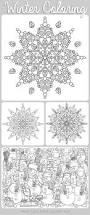 257 holiday coloring pages images coloring