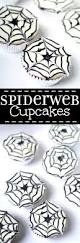 spiderweb cupcakes the gracious wife
