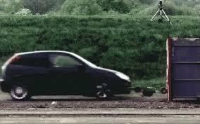 animated wrecked car car crash gifs tenor