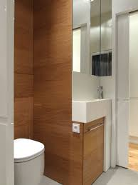 Small Penthouses Design Furniture Astonishing Small Bathroom Wooden Design