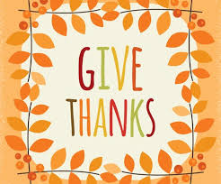 give thanks the sovereign investor