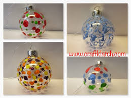 craft klatch painted ornaments how to