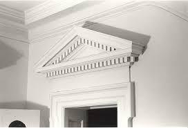 Exterior Door Pediment And Pilasters by Door Pediments U0026