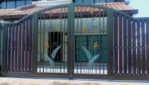 Home Gate Design Catalog by Modern Wall Fence Design Minimalist White Exterior House Also