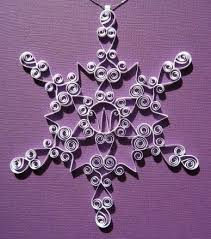 438 best quilled snowflakes images on quilling
