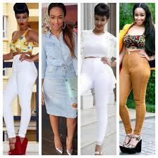 fashion bombshell of the day fauzia from nairobi fashion bomb