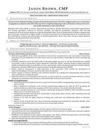 director of operations resume operations resume exles resume professional writers
