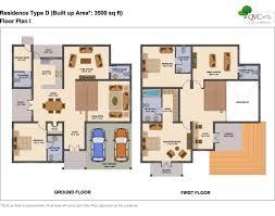 qvc realty co qvc hills floor plan qvc hills nandi hills super area 3500 sq ft villa 2