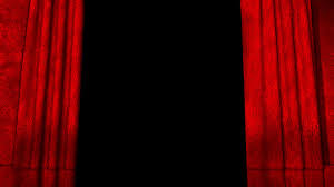 free hd themed title backgrounds u2013 red curtains open on black