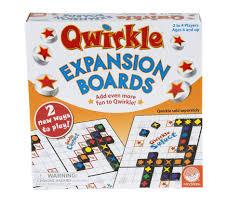 qwirkle expansion boards toy sense