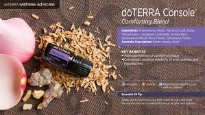 Other Words For Comforting Doterra Console Comforting Blend Dōterra Essential Oils