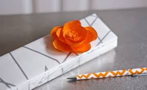 where to buy crepe paper sheets make flowers from crepe paper how about orange