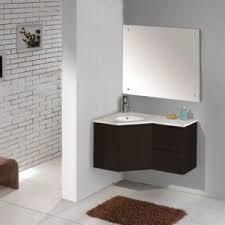 Contemporary Bathroom Vanities by Best 25 Corner Bathroom Vanity Ideas Only On Pinterest Corner