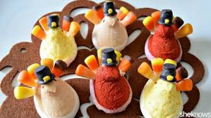 turn peeps into turkeys for a and festive