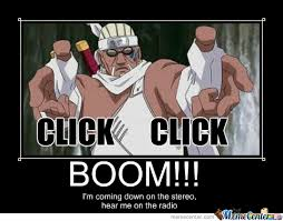 Boom Meme - click click boom by someoneoranother meme center