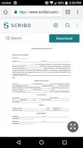 translation sample mexican birth certificate template spanish