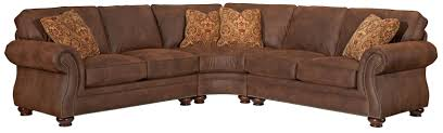 Broyhill Living Room Furniture by Broyhill Furniture Laramie 3 Piece Wedge Sectional Sofa Ahfa