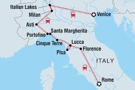 Map Of Tuscany Italy Italy Tours U0026 Travel Intrepid Travel Au
