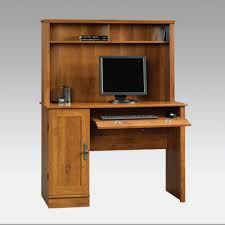 Sauder Graham Hill Computer Desk With Hutch Autumn Maple by Sauder Harvest Hill Computer Desk And Hutch Hayneedle