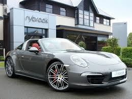 Porsche 911 Awd - used 2014 porsche 911 3 8 991 targa 4s pdk awd 2dr start stop
