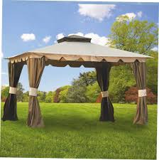 patio furniture gazebo decorating using outstanding garden winds gazebo for cozy garden