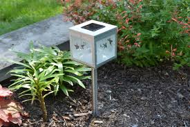 Landscaping Lights Solar Stainless Steel Solar Garden Lights Shop Solar