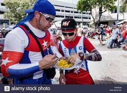 Flag Clothing Florida Fl Miami Little Havana Calle Ocho Annual Street Festival
