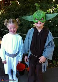 Princess Leia Halloween Costume Princess Leia Yoda Halloween Costumes