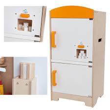 spielküche hape hape kühlschrank für die kinderküche spielküche weiss aus holz