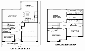 two story floor plans astonishing simple 2 story house plans pictures ideas house