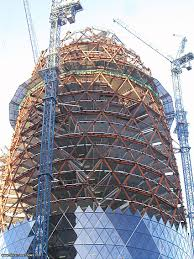 30 St Mary Axe Floor Plan by The Gherkin Beyond The Point