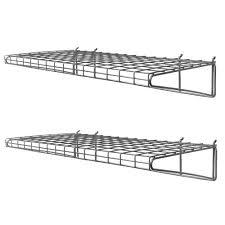 proslat 24 in h x 14 in w x 7 in d ventilated wire shelf 2