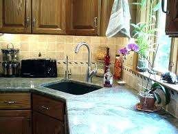 ideas to decorate a kitchen kitchen countertop decor ideas homehub co