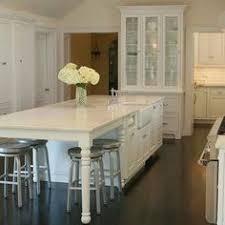 pinterest kitchen island white shaker waypoint cabinets designed by nathan hoffman wonder if