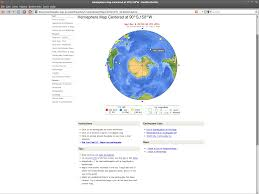 Usgs Real Time Earthquake Map Kermadec Trench Natural Autonomy N A