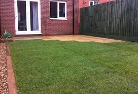 How To Design A Patio Area Small Simple Garden Design Watton Norfolk Mn Landscapes Garden