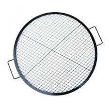 fire pit cooking grate stanbroil heavy duty x marks round fire pit cooking grate grill