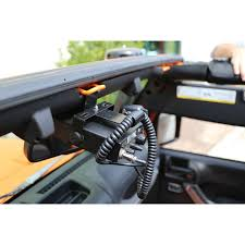 Rugged Ham Radio Rugged Ridge 11503 95 Cb Radio Mount 07 15 Jeep Wrangler Jk