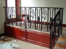 fancy wrought iron rail brandonemrich
