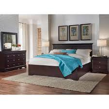 Queen Bedroom Collections Costco - Bordeaux 5 piece queen bedroom set