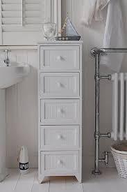 Narrow Storage Cabinet With Drawers Bathroom Storage Cabinet With Drawers Bathroom Home Design Ideas