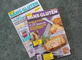 gourmand magazine cuisine lectures sans gluten de plus en plus de choix sortir sans gluten